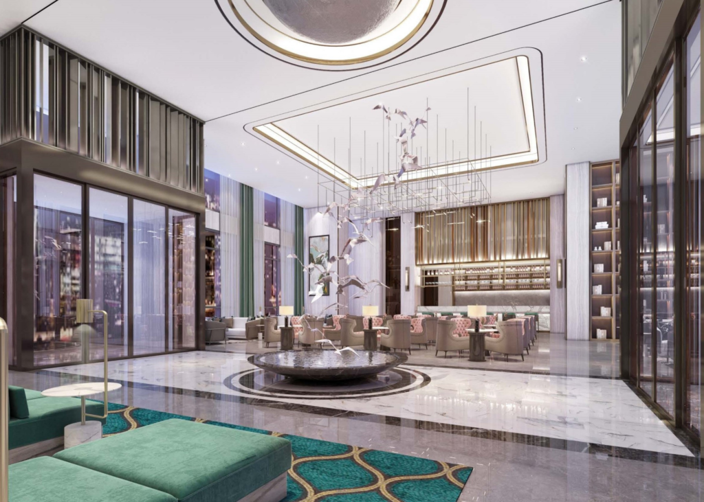 Take me to the moon! Awe-inspiring lunar design will blow your mind as Blossom Hotel is set to launch maiden luxury offering in Houston this summer