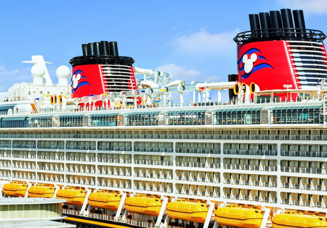 Disney Cruise Lines Announces New Itineraries for 2022