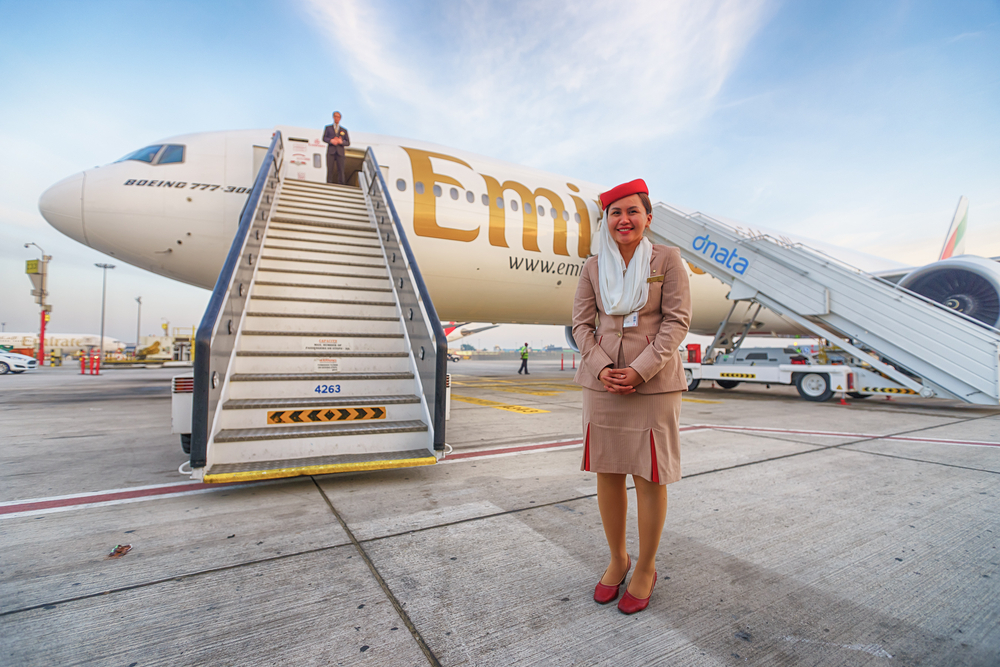 Emirates takes steps to reverse the epidemic of job losses